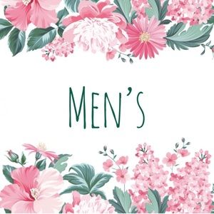 Other - Men's items :)